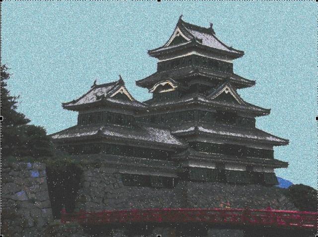 松本城イメージ画像